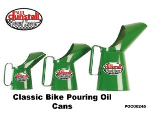 Dunstall Classic Bike Oil Cans Set PC00245